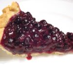 The quest for the best pie continues with a recipe for blueberry pie