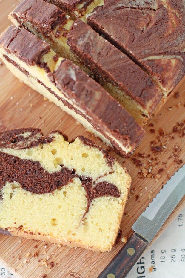 Pound Cake Anna Olson
