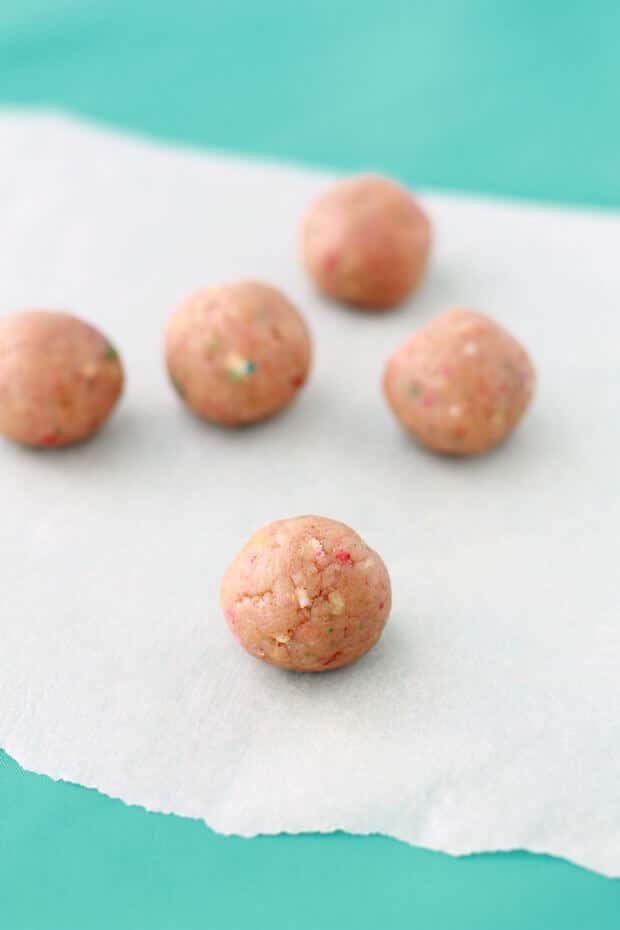 Momofuku Milk bar birthday cake truffles recipe