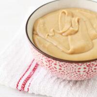 Homemade maple butter