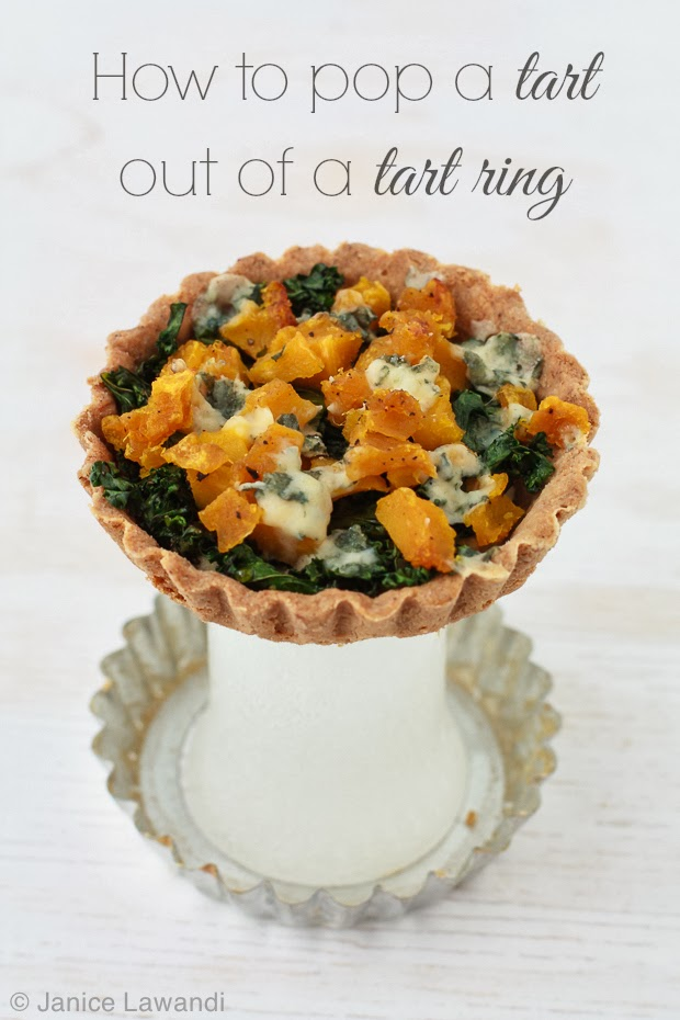 baking tips: how to unmold a tart | kitchen heals soul