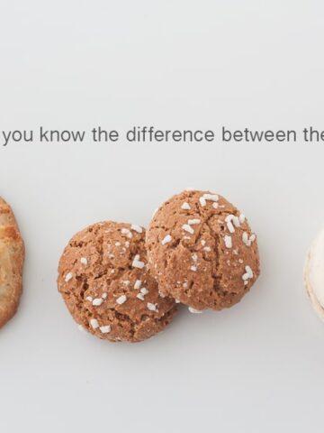 macaroon-vs-amaretti-vs-macaron