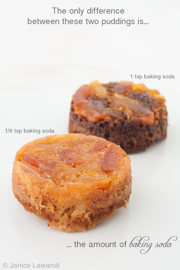 marmalade pudding cake baking soda amounts