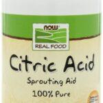 Citric acid (food grade)