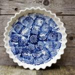 Art et Manufacture pie plate
