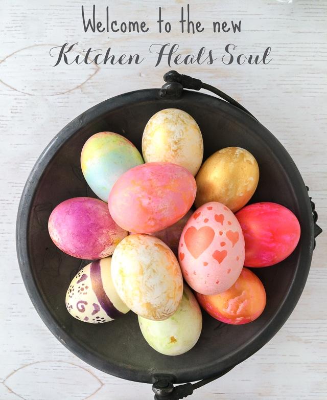 Kitchen Heals Soul welcome