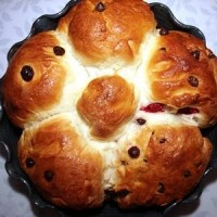 chocolate cranberry bread