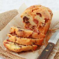 chorizo date loaf