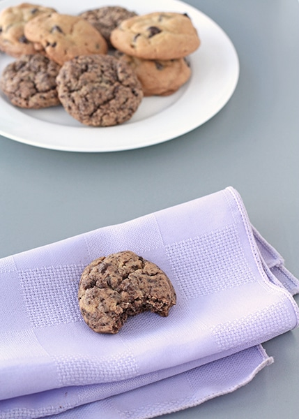 The ultimate chocolate chip cookie recipe?   Kitchen Heals Soul