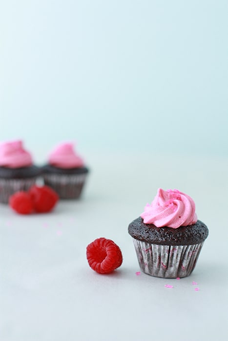 Jam Cupcakes With Chocolate Frosting Recipes — Dishmaps