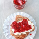 Spicy cranberry-pepper jelly