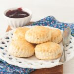 Homemade biscuits: it's as easy as 1-2-3
