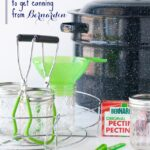 Home canning starter kit & a giveaway from Bernardin