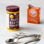Kitchen Geekery | baking soda vs baking powder