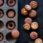 3-ingredient brownie bites with REESE