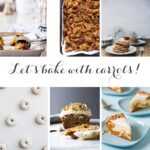 Let's bake with carrots | a carrot recipe roundup