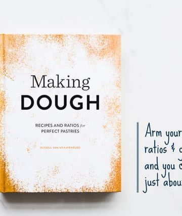 Making Dough by Russel Van Kraayenburg | bakeschool.com