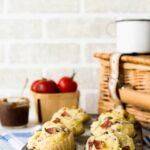 Savoury muffins with Maple Leaf Montreal Steak Spice capicollo