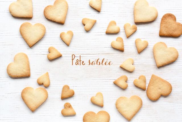 Pâte sablée for tarts