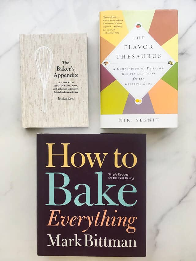 3 baking reference books you should have
