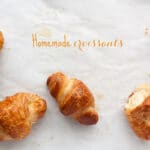 Homemade croissants | for the love of butter