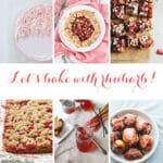 Best rhubarb recipes | a rhubarb recipes roundup