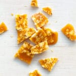 Buttered popcorn brittle & a Popcorn, Indiana giveaway!