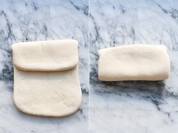 croissant fold
